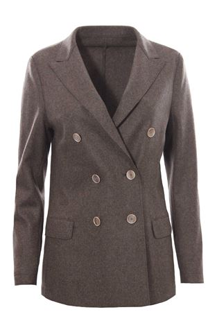 Double breasted wool jacket ELEVENTY | 5032284 | D80GIAD02IAC2401807
