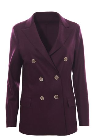 Double breasted wool jacket ELEVENTY | 5032284 | D80GIAD02IAC24018140