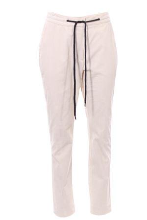 Velvet pants ELEVENTY | 5032272 | D80PAND06TES0B186135