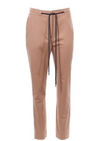 Velvet pants ELEVENTY | 5032272 | D80PAND06TES0D07304