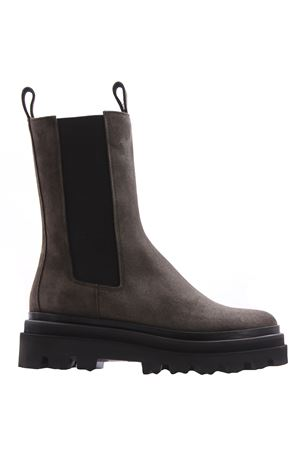 Suede and leather beatles boots ELEVENTY | 5032300 | D82SCAD06PEI0D04420