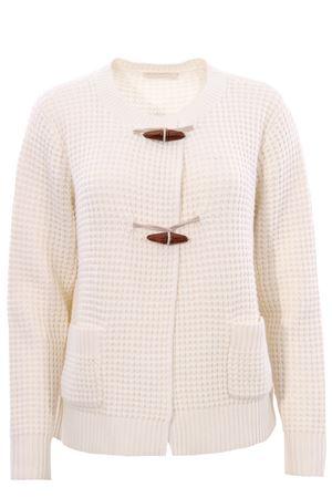 Wool silk and cashmere cardigan FABIANA FILIPPI | -161048383 | MAD221W093N12825