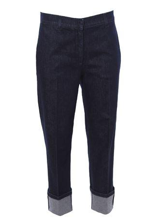 Jeans with jewel application FABIANA FILIPPI | 24 | PAD221W336F597VR8