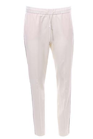 Wool pants with drawstrig FABIANA FILIPPI | 5032272 | PAD221W349F52125