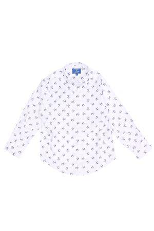 Cotton shirt FAY | 5032279 | 5050400D230100BL