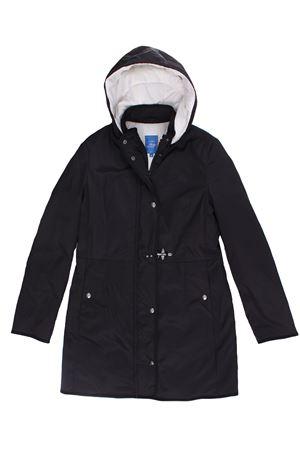 Heavy jacket with hood FAY   5032282   5P2580N0016930BC