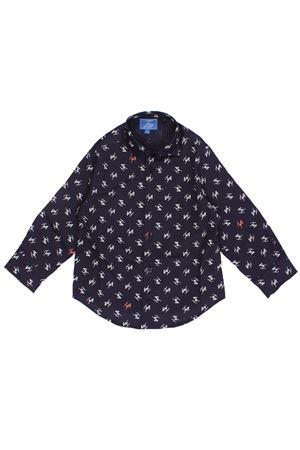 Cotton shirt FAY | 5032279 | 5P5200P0047621