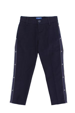Pants with side band FAY | 5032272 | 6001G0011621