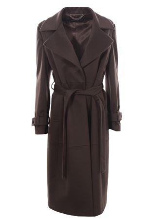Long coat with belt FEDERICA TOSI | 5032278 | FTI21CP0300FTAI210007