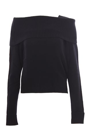 Sweater with uncovered shoulders FEDERICA TOSI | -161048383 | FTI21MK057OFTAI210002