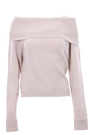 Sweater with uncovered shoulders FEDERICA TOSI | -161048383 | FTI21MK057OFTAI210544