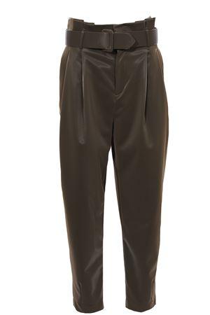 Pants with belt FEDERICA TOSI | 5032272 | FTI21PA0050EP00280007
