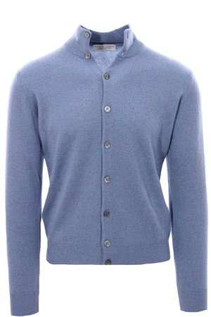Blusotto classic in lana e cashmere FILIPPO DE LAURENTIS | -161048383 | BB1MLWC12R820