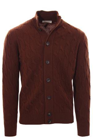 Blusotto treccia in lana e cashmere FILIPPO DE LAURENTIS | -161048383 | BB3MLWC7T180
