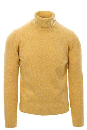 Collo alto in lana e cashmere moulinè FILIPPO DE LAURENTIS | -161048383 | DV3MLWC5RM130