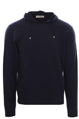 Girocollo con cappuccio in lana e cashmere FILIPPO DE LAURENTIS | -161048383 | HO1ML3AT890