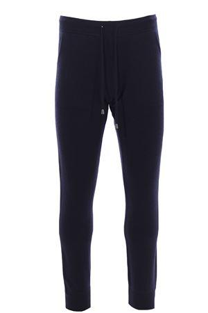 Jogging in lana e cashmere FILIPPO DE LAURENTIS | 5032272 | PANTWC12R890