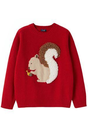 Girocollo in lana scoiattolo IL GUFO | -161048383 | MA366EM2203916