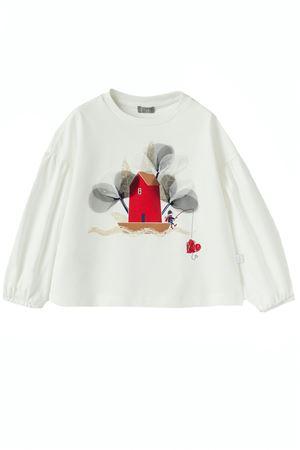 Cotton t-shirt IL GUFO | 8 | TA257M00941049
