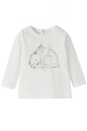 T-shirt girocollo orso IL GUFO | 8 | TA259M00941030