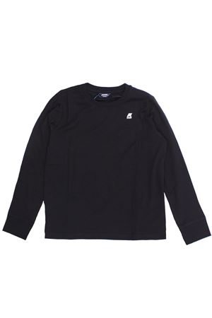 Cotton t-shirt K-WAY | 8 | K5115EWUSY