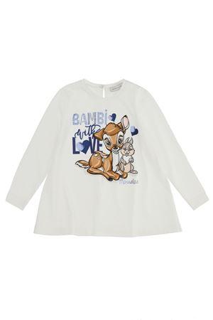 T-shirt in cotone bamby MONNALISA | 8 | 118630P982060001