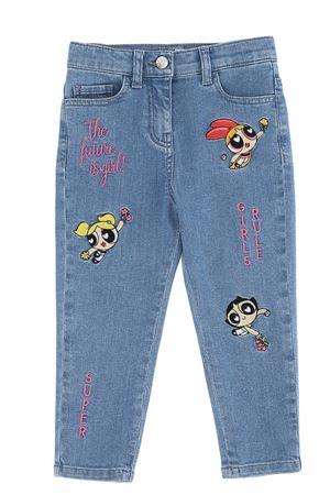 Jeans powerpuff girls MONNALISA | 24 | 198410R880260072