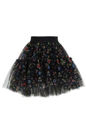 Asymmetrical tulle skirt MONNALISA | 5032307 | 19870380380050