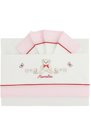 Set bed sheet MONNALISA | 5032308 | 35802680700191