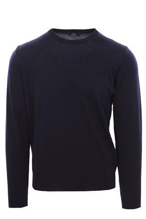 Merino wool crew neck N&L   -161048383   120107