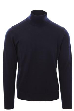 Merino wool high neck N&L   -161048383   120507