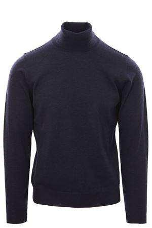 Merino wool high neck N&L   -161048383   120508