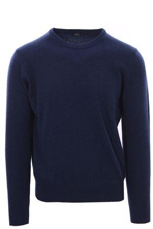 Girocollo in lana e cashmere N&L   -161048383   12301-LCDENIM