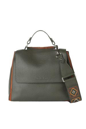 Small sveva warm bag ORCIANI | 5032281 | B01999WARMSEQUOIA