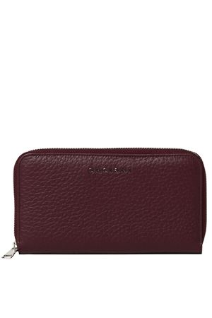 Large wallet with zip ORCIANI | 5032283 | SD0047SOFTBORDEAUX