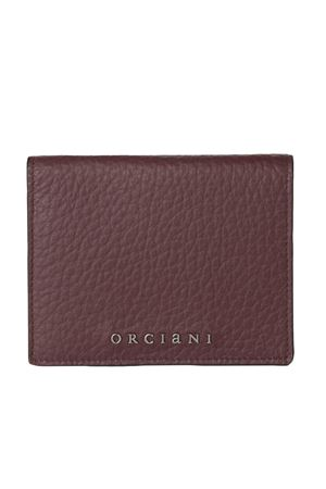 Small wallet ORCIANI | 5032283 | SD0168BORDEAUX