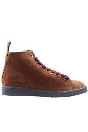 Ankle boot suede lined faux fur PANCHIC | 5032297 | P01M1400200006D04E04