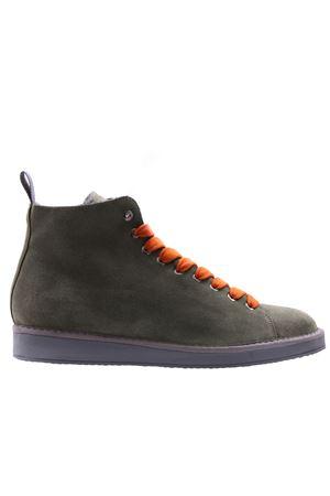 Ankle boot suede lined faux fur PANCHIC | 5032297 | P01M1400200006U07C04
