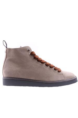 Ankle boot suede lined faux fur PANCHIC | 5032297 | P01M1400200006V05D11