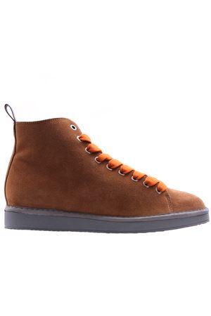 Ankle boot suede lined faux fur PANCHIC | 5032297 | P01W1400200006D04C04