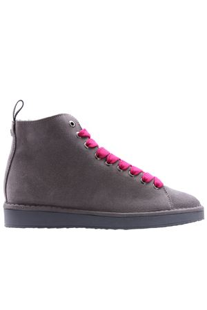 Ankle boot suede lined faux fur PANCHIC | 5032297 | P01W1400200006V01G07