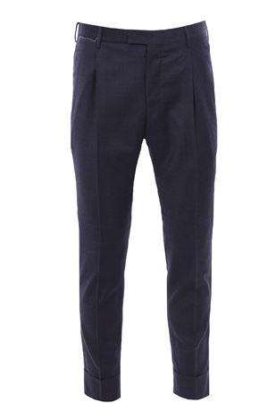 Stretch wool houndstooth pants PT | 5032272 | COAFFKZ00CL1MR47350