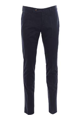 Stretch cotton pants PT | 5032272 | CPDT01Z00PRINK03369