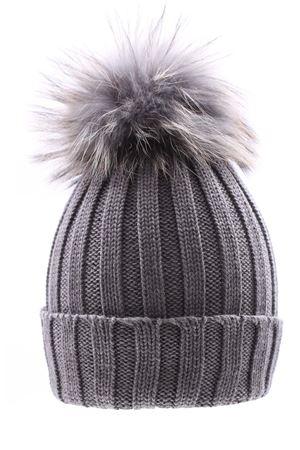 Cappello costa con pompon fox REGINA | 5032304 | 10599XFUMO
