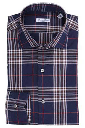 Camicia check in cotone SARTORIA CAMPO | 5032279 | GHE43301