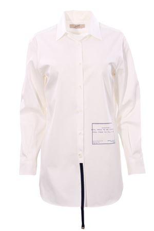 Camicia cristal twill di cotone leggero SEAFARER   5032279   SWC0004TCF00019003