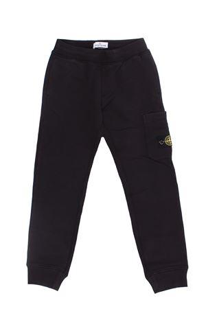 Pantalone jogging in felpa STONE ISLAND | 5032272 | 751661540V0029