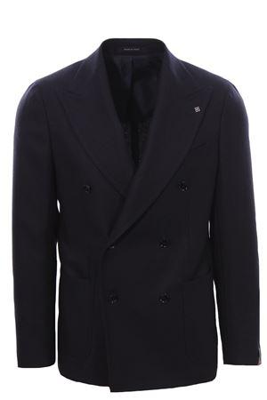 Giacca in armatura di lana e cotone TAGLIATORE | 5032284 | G-PL20K340055B3147
