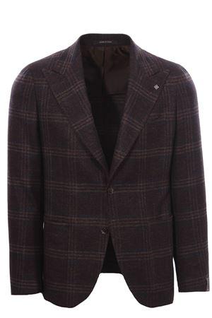 Giacca galles in lana, seta e cashmere TAGLIATORE | 5032284 | G-PL26K520045M332