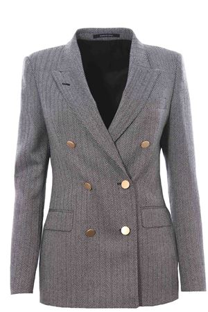 Double breasted herringbone jacket TAGLIATORE | 5032284 | JPARIGI10B160015SN1198